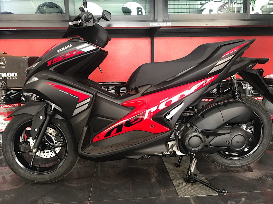 Pattaya hire motorbike