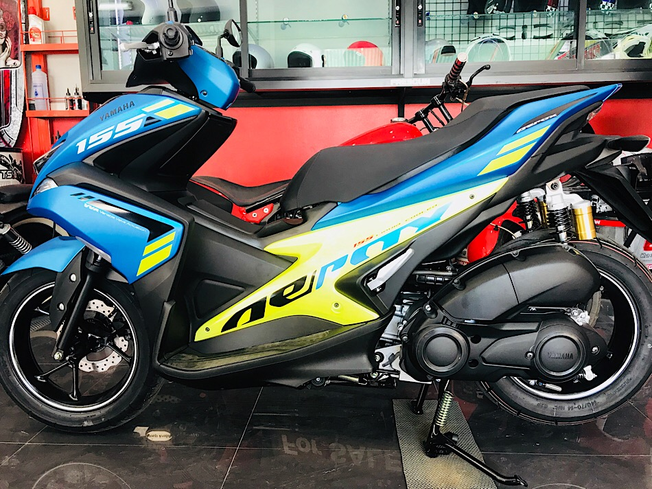 Rent motorbike Pattaya